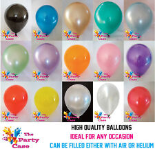 "10"" Latex Quality Latex Birthday Wedding Christmas New Years Party Balloons"