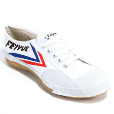 White Feiyue Martial arts / Kung Fu shoes.