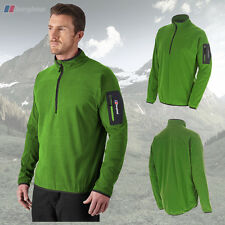 Berghaus Mens Caudale Half Zip Fleece Top - S M L XL XXL - New