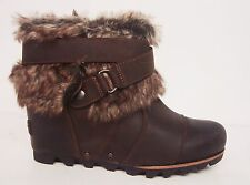 SOREL WOMEN'S JOAN OF ARCTIC WEDGE ANKLE BOOT NL1984-202 SELECT SIZE