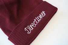 Directioner beanie bobble hat 1D niall harry louis zayn styles band chart H013