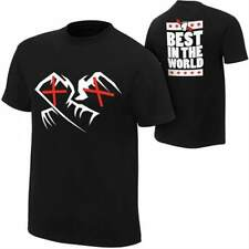 CM Punk Crimson X Best In The World Mens Black T-shirt