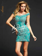 Mac Duggal 82194T Short Cocktail Dress ~LOWEST PRICE GUARANTEED~ NEW Authentic