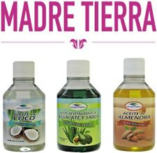 Madre Tierra Oils-4oz Olive,Moska,Coconut,Garlic 33 Options (Dominican Republic)