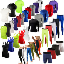 Compression Base Layer Skins Thermal Shirt Shorts Pants/Tank Tops Vest/T-shirts