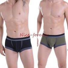 Men's Sexy modal Underwear modal Boxer Brief soft Underpants High quality A46