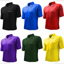 Target Cool Play Dart Shirts - Breathable - 6 Colours Available - Small - 5XL