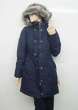 NORTH FACE WOMEN'S ARCTIC PARKA JACKET NAVY BLUE CC13-H2G SELECT SIZE