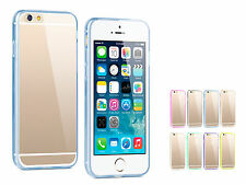 TPU Rubber Gel Ultra Thin Transparent Protective Case Cover for 4.7?iPhone 6