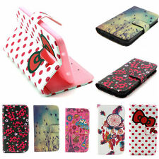 Christmas Various Select Wallet Flip Shell Leather Case For LG Optimus G2 D802