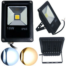 10W 20W Day/Warm White LED Floodlight Garden Security Wall Light Aluminum IP65
