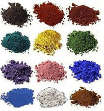 COSMETIC PIGMENT OXIDE COLOUR POWDER FOR SOAP CANDLE MAKING BATH BOMBS SALTS 5g