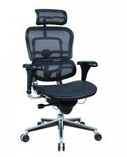 Ergohuman ME7ERG Ergonomic Mesh Office Chair High Back Headrest w Warranty