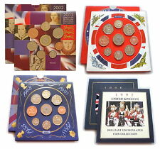 1982 to 2008 GB UK Brilliant Uncirculated Coin Set Royal Mint  * Multi Listing *