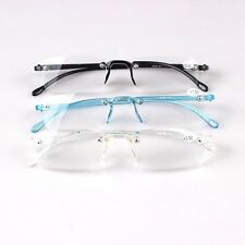 New High quality Frameless design soft Powerful  Drop resistance Reading glasses