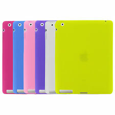 Silicone Rubber Case for Apple iPad 2 & 3 - Wholesale Prices