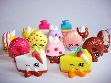 SHOPKINS Season 1 BAKERY - CHOOSE YOUR FIGURES - inc. glitter rare Donut Cookie