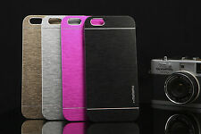 GENUINE COOL COLOURFUL HARD SLIM METAL COVER CASE FOR APPLE iPhone 6 6 PLUS