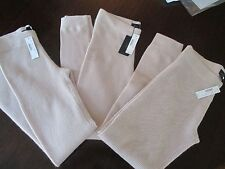 J Crew Collection 100% Cashmere Leggings NWT Sizes XS Small