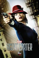 Agent Carter Hi-Res Movie Poster