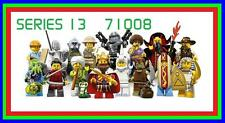Choose Your Item(s) - Lego Mini Figures 71008 Series 13 with Online Code