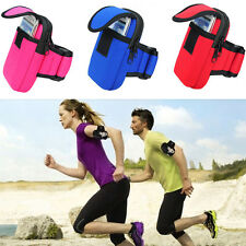 New Outdoor Sports multicolor Wrist Arm Bag Mobile Phone Key Package Coin Purse