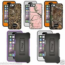 100% Genuine Otterbox Defender & Commuter Case Cover For Apple iPhone 6 6 Plus