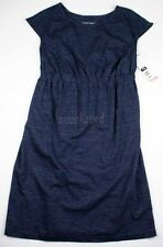 New Women's Maternity Casual Navy Dress Sun NWT Liz Lange Sz Size XS S M