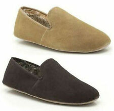 Clarks 'Kite Wolseley' Mens Suede Leather Slippers