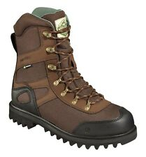 Wood N Stream Outdoor Boots Men Leather Interceptor Maxi WP Brown 1004