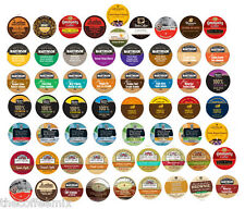 Custom Single Serve Cup VARIETY Samplers. You pick! Flavored, Bold, Cocoa + more