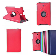 360 Rotating Folding PU Leather Stand Case F MeMO Pad 7 ME176CX Tablet Protector