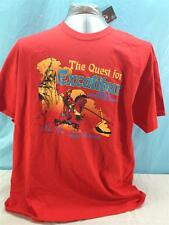 Boy Scouts of America Webelos Adventure Camp THE QUEST OF EXCALIBUR BSA TShirt