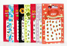 JOBY - Nail Art Sticker - Variety of Designs - Pick Your Own