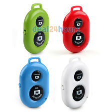 Wireless Bluetooth Camera Selfie Remote Control Shutter For iPhone Samsung Andro