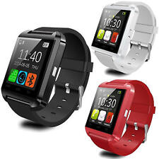 Smart Wrist Watch U8 Bluetooth Phone Mate For iOS iPhone Android Samsung LG HTC