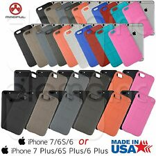 """MAGPUL For Apple iPhone 6 6S 7 4.7"""" Plus 5.5"""" inch FIELD Case Cover MADE IN USA"""