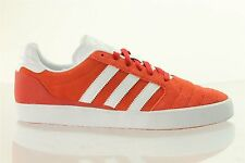 Adidas Originals Mens Chattan Authentic Low Trainers - Red/White (#6434)