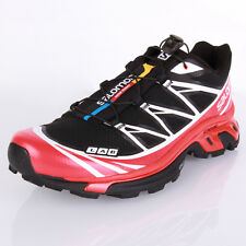 Salomon S-Lab XT 6 Softground Black Racing Red White Laufschuhe Running Schuhe
