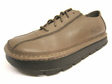 Mens Caterpillar Balsa Leather Lace Up Casual Shoes CAJ