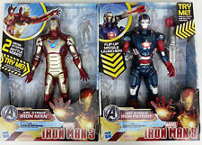 Iron Man 3 Iron Patriot avengers Marvel