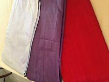 """100% Dupioni Silk Fabric By The Yard - 45"""" Wide - Assorted Colors"""