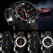 Amazing Rubber Silicone GT Men Sports watch Casual Cycling Analog wrist watch
