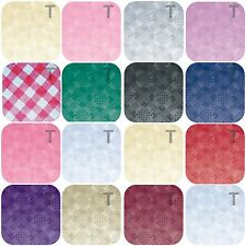 PAPER TABLE CLOTHS, CLOTH, DISPOSABLE, SQUARE TABLE COVERS, PARTY, TABLECLOTHS