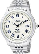 Citizen Luxury Mechanical Sapphire 21 Jewels Japan Gents Watch NJ2166-55B