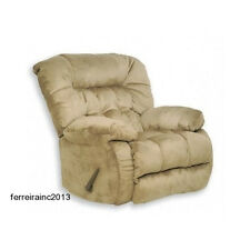 Catnapper Oversized Rocker Recliner Chair Recliners Big Man Chairs Padded Chaise