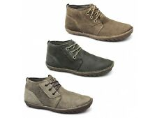 Caterpillar CAT LEROY MID Mens Leather Suede Lace-Up Ankle Desert Chukka Boots