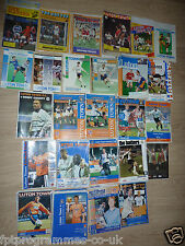 Luton Town Home Programmes 1980/81 - 2008/09  Select from list