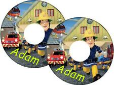Wheelchair Spoke Guard skins Fireman Sam Custom Designs Personalised