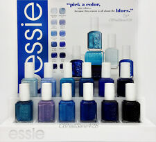 ESSIE NAIL LACQUER - BLUES Collection  - 13.5ml /.46 oz- Pick any Color